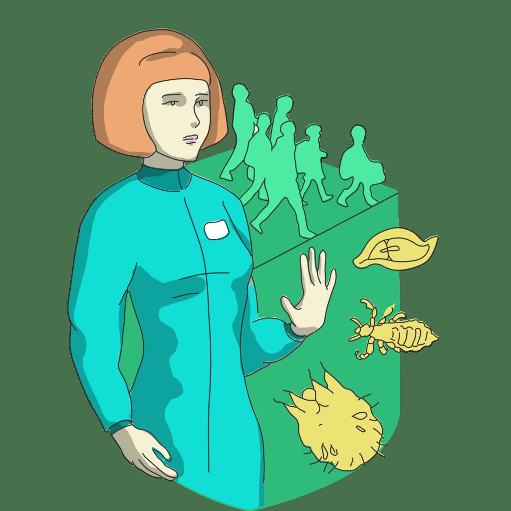 Эпидемиология (паразитология ) переподготовка и повышение квалификации