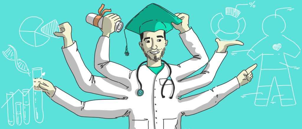 НМО в 2021 для врачей и медицинских сестер
