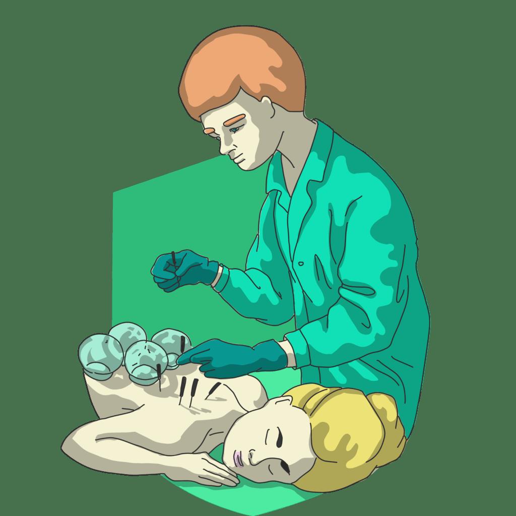 Рефлексотерапия переподготовка и повышение квалификации