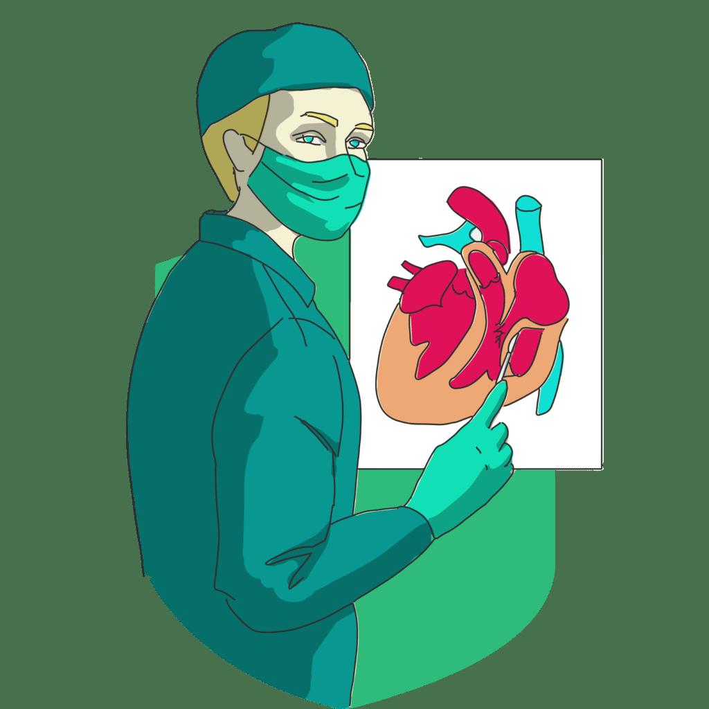 Сердечно-сосудистая хирургия переподготовка и повышение квалификации